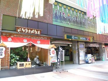 ウインズ札幌:ここどこなにこれ...